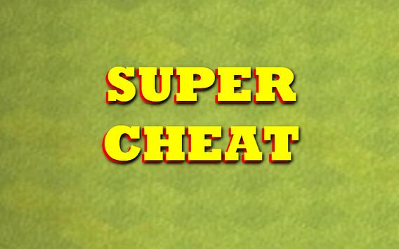 Cheats Clash Of Clans poster