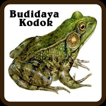 Budidaya Kodok poster