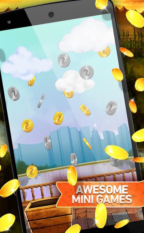 play buffalo slot machine free