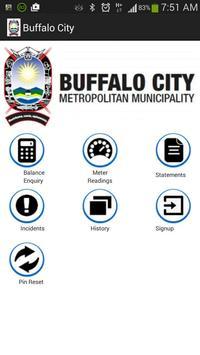 BCMM Mobile Municipal App poster