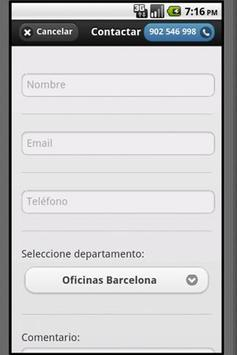 Bufet Almeida apk screenshot