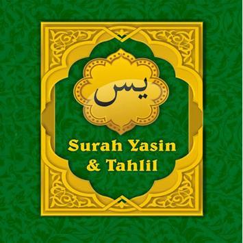 Buku Yasin dan Tahlil Digital poster