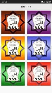 Buku Iqro' poster