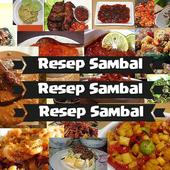 Buku Sambal Masakan Resep icon