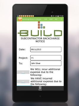Build LLC App apk screenshot