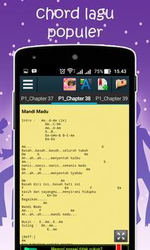 Chord Lagu Ummi Elvy apk screenshot