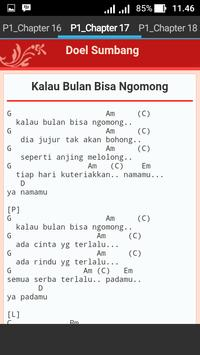 Chord Lagu Doel Sumbang apk screenshot