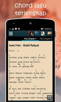 Chord Lagu Iwan Fals apk screenshot