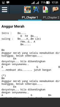 Chord Lagu Meggy Z apk screenshot