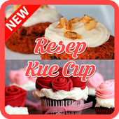 Resep Kue Cup icon