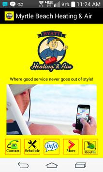 Myrtle Beach Heating & Air poster