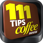 111 Business Tips  Coffee Shop icon