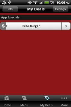 Buster's Sports Bar & Grill apk screenshot