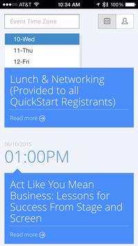 BusyEvent Mobile apk screenshot