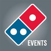Domino's Pizza Events icon