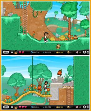 Burger Attack Adventure apk screenshot