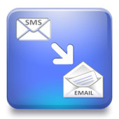 Pop3 Mail to SMS icon