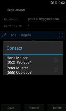 Pop3 Mail to SMS apk screenshot