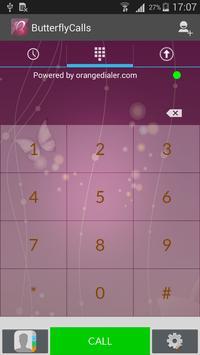 ButterflyCalls + apk screenshot