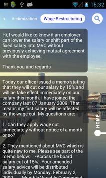 Workplace Advisory apk screenshot
