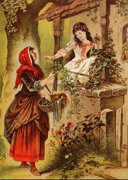 Grimms' Fairy Tales in English poster