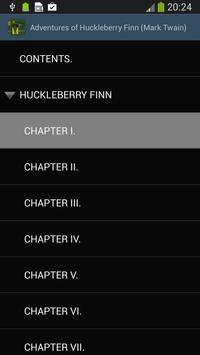 Adventures of Huckleberry Finn apk screenshot