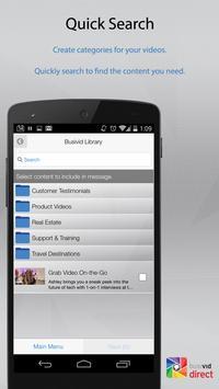 Busivid Direct apk screenshot