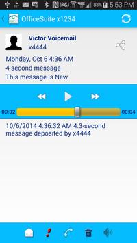 OfficeSuite Voicemail apk screenshot