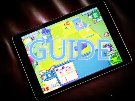 Guide And Tips For Card Wars apk screenshot