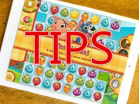 Tips For Farm Heroes Saga apk screenshot