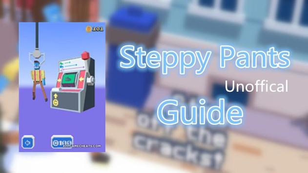 Great Steppy Pants Guide. poster