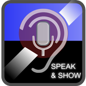 Speak'n'Show icon