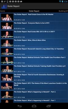Stoler Report - New York City apk screenshot