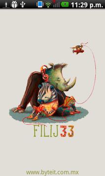 Filij 33 poster