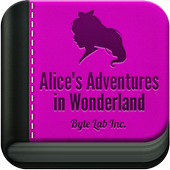 Alice in Wonderland Story Book icon