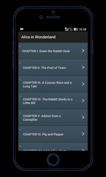 Alice in Wonderland Story Book poster
