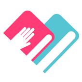 Bookends - lend, share, borrow icon