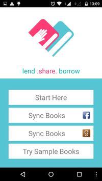 Bookends - lend, share, borrow apk screenshot