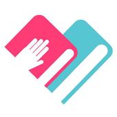BookCircle - lend,share,borrow icon