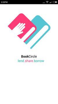 BookCircle - lend,share,borrow poster
