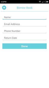 BookCircle - lend,share,borrow apk screenshot