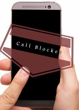 Call Blocker/Blacklister poster