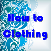 How to Clothing icon