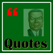 Quotes Colin Powell icon