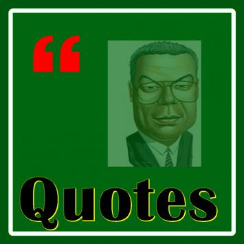 Quotes Colin Powell poster
