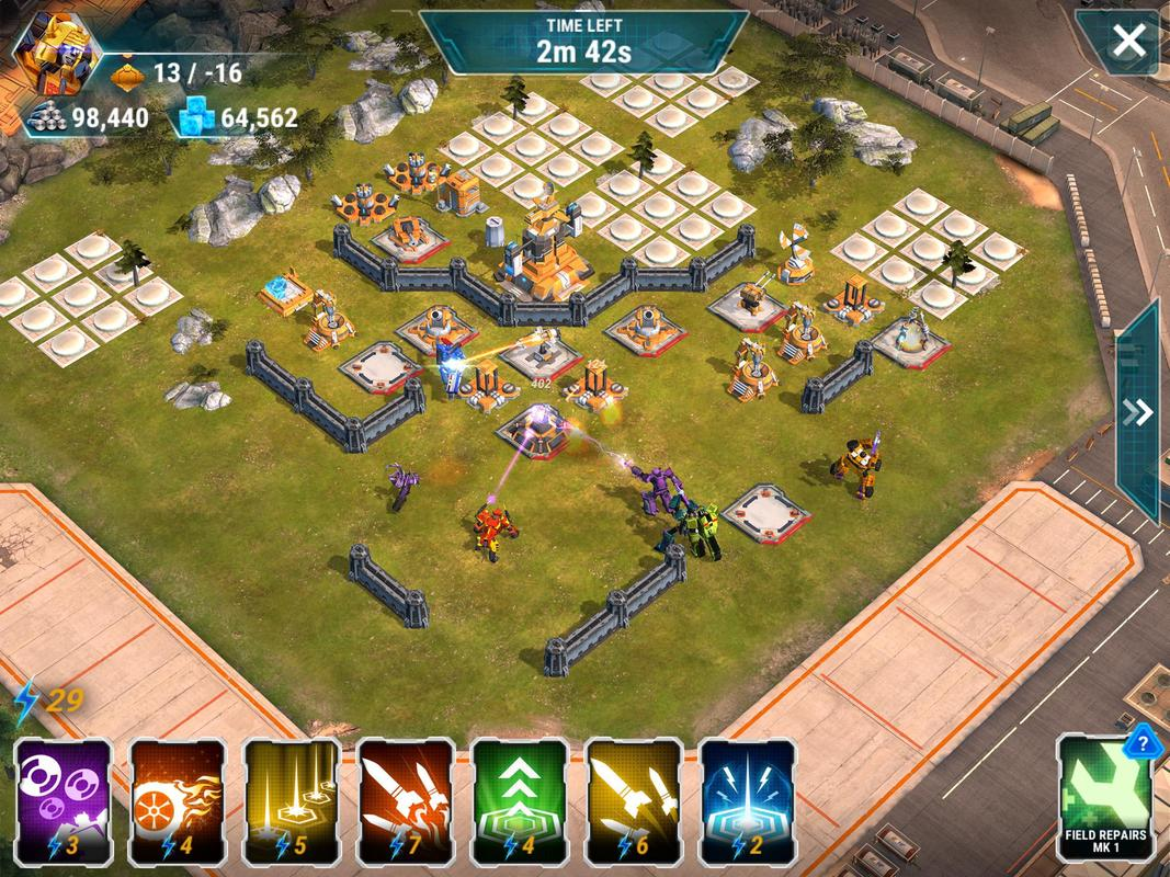 Transformers earth wars apk download free strategy game for Best house design last day on earth
