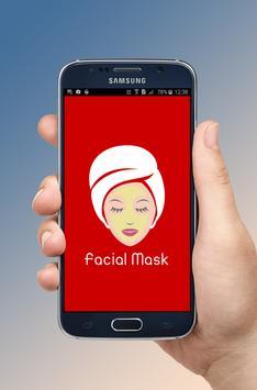 Homemade Facial Masks poster
