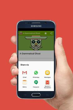 Horror stories apk screenshot