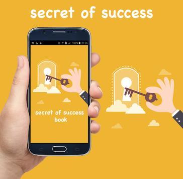 secret of success book poster