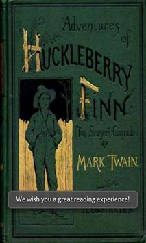 Adventures Of Huckleberry Finn poster